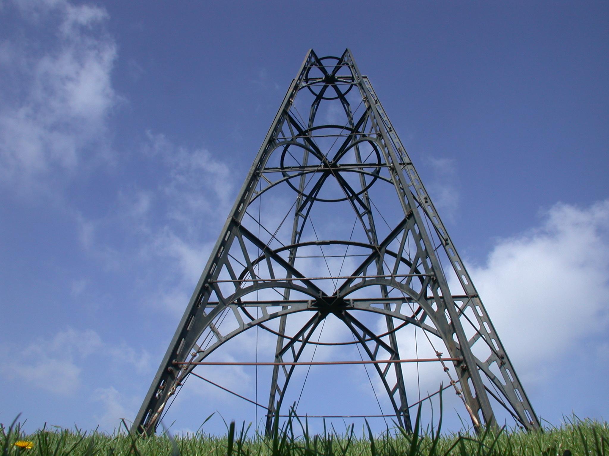 tower steel metal royalty