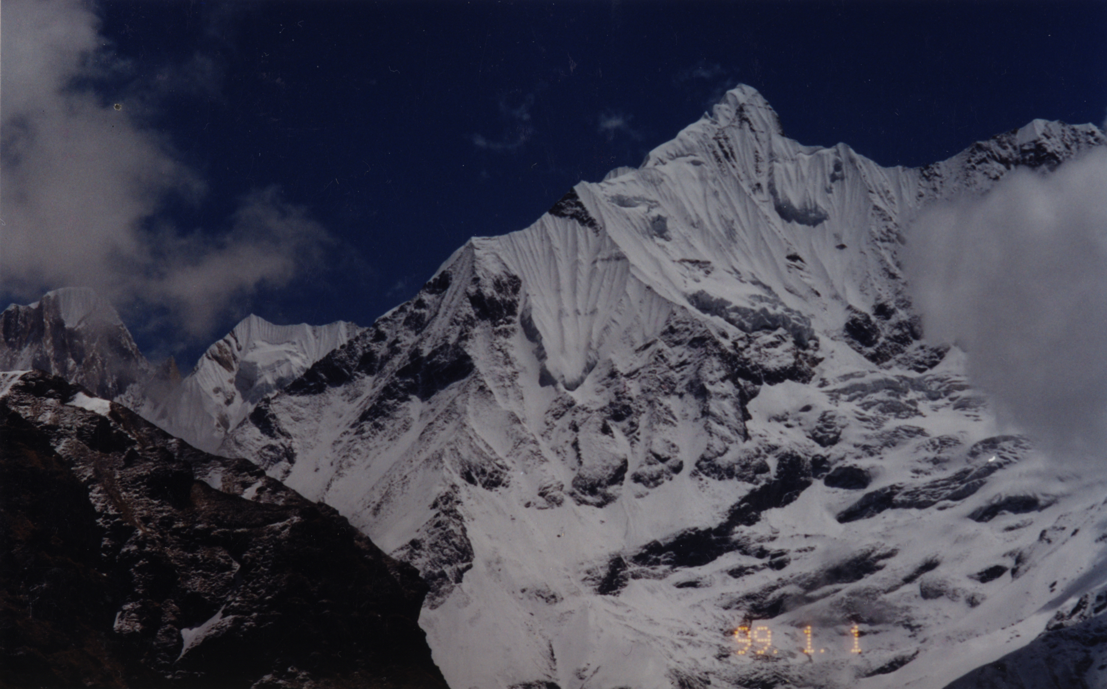 iuliana impressive mountain mountains range snow peaked capped white peaks
