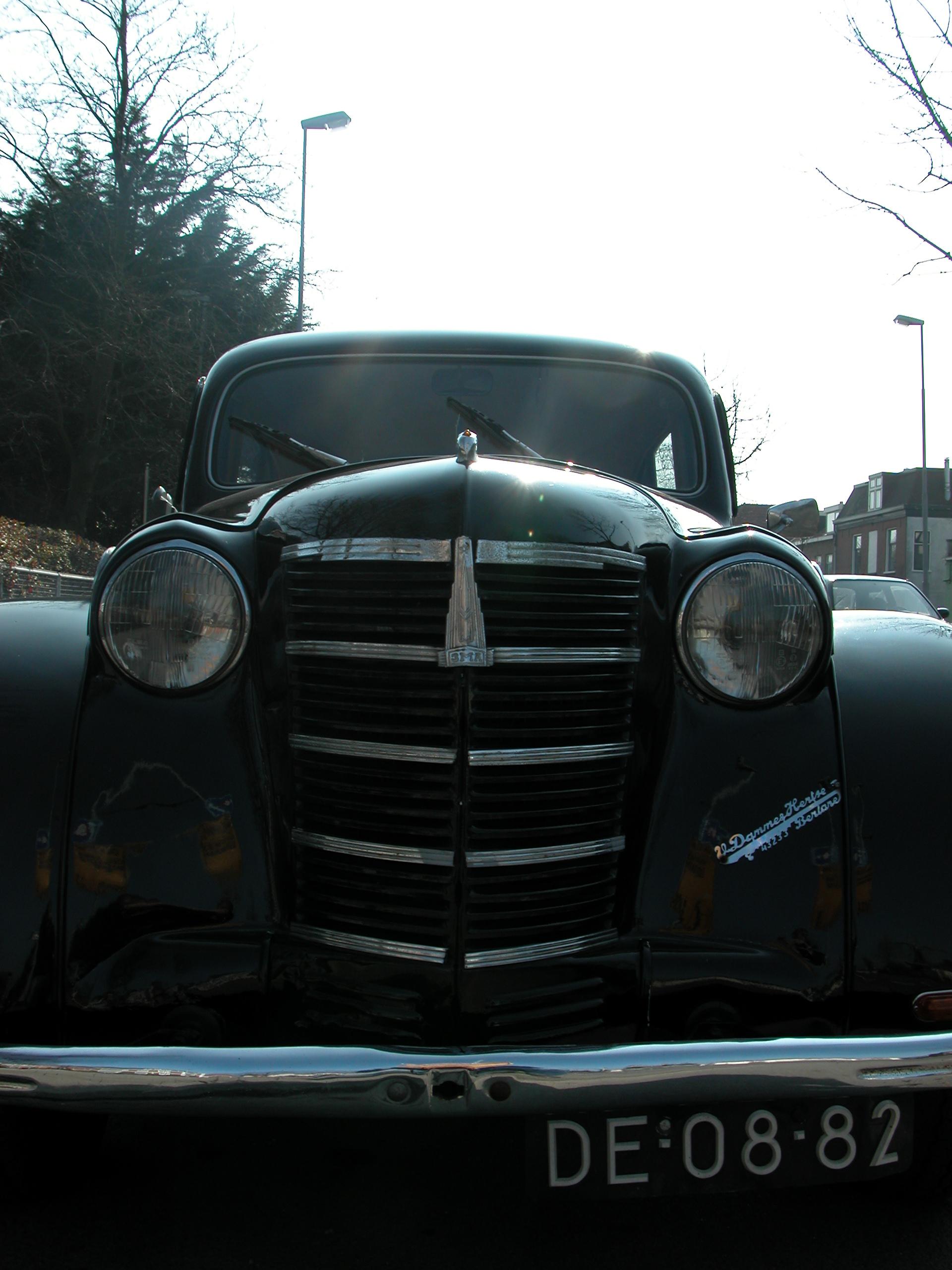 change car headlight