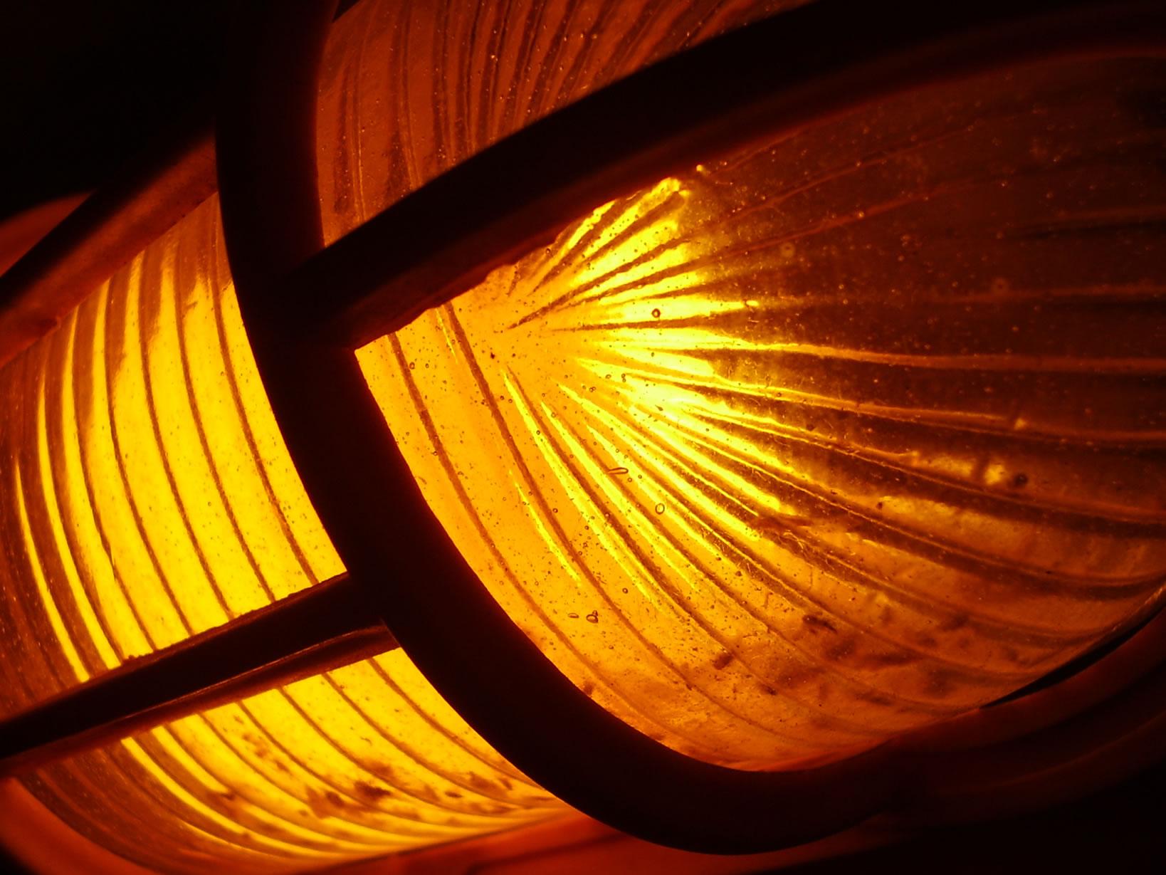 pepelui light golden lamp yellow bright