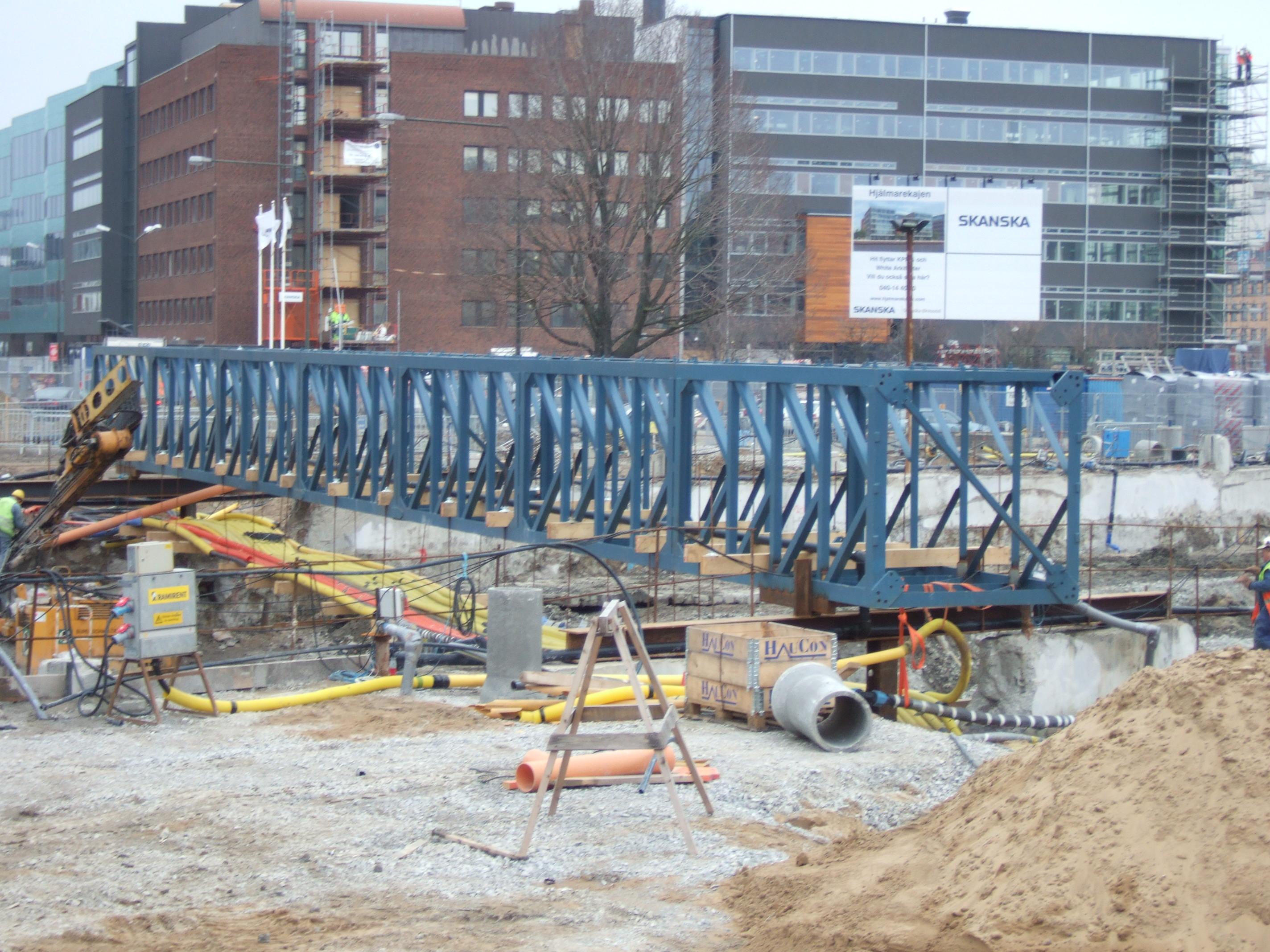 tabus building construction site meta walkway royalty