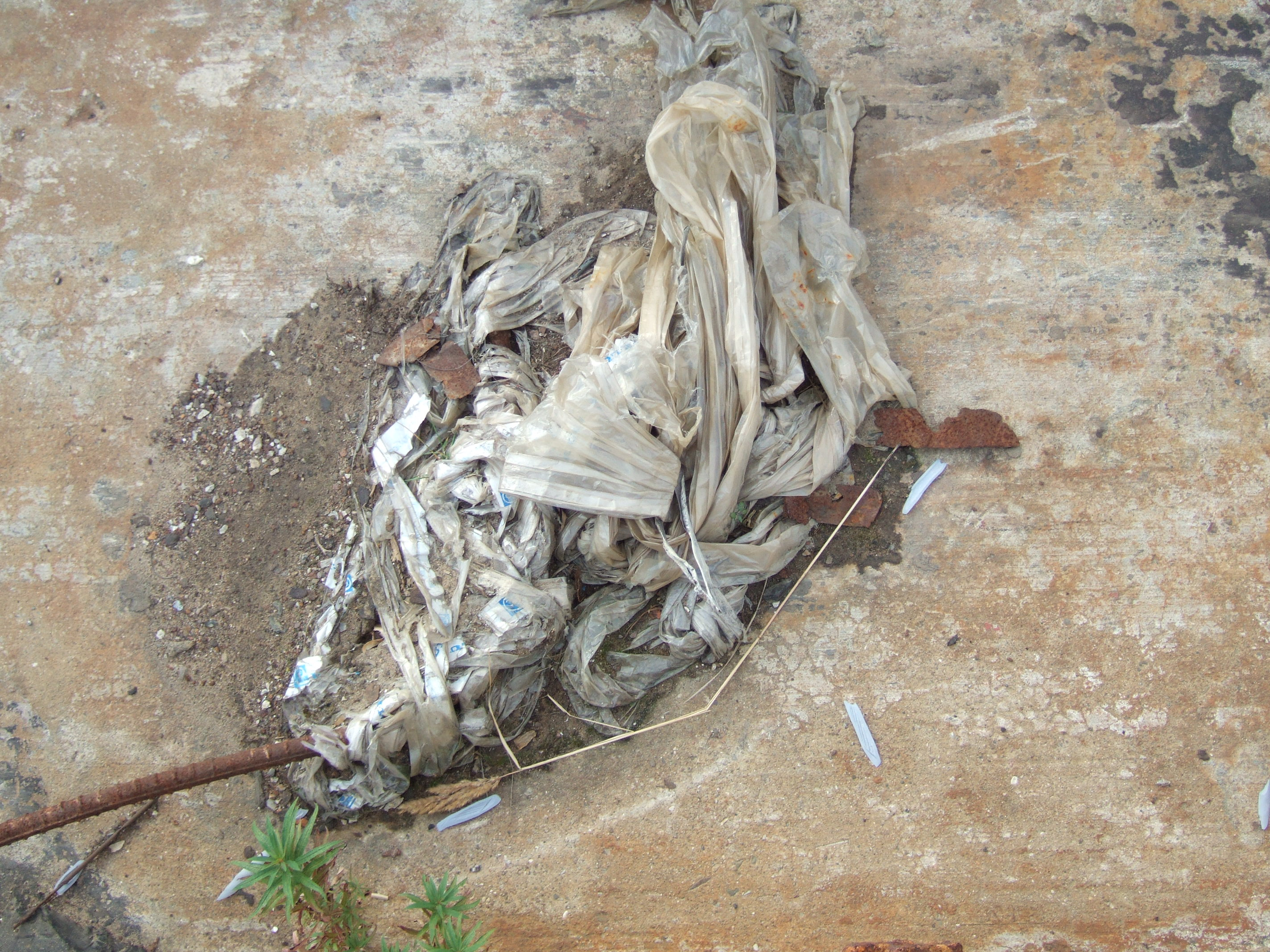 tabus plastic bag rubbish trash waste