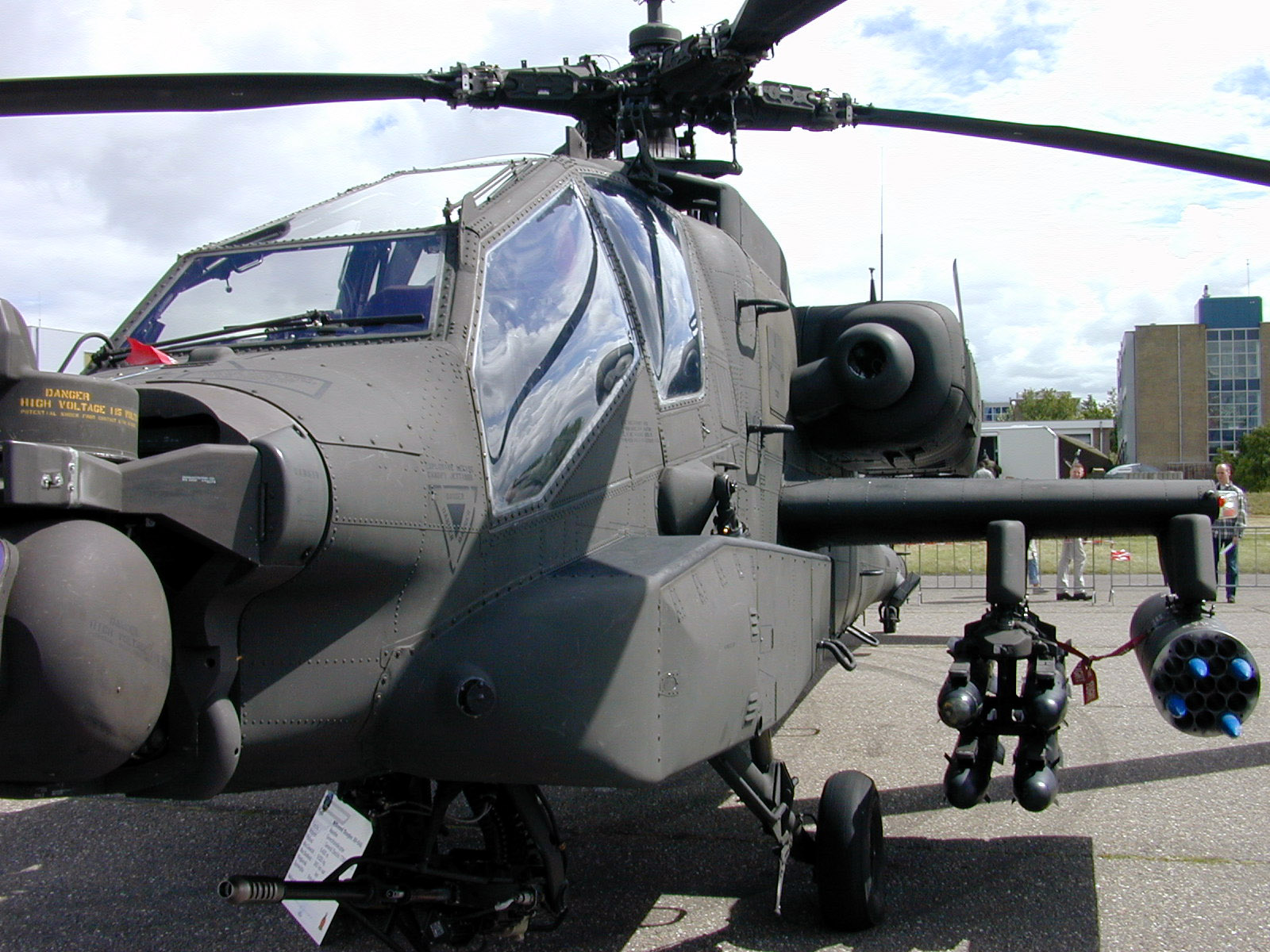 helicopter attack army fighter green apache rocket rockets cockpit