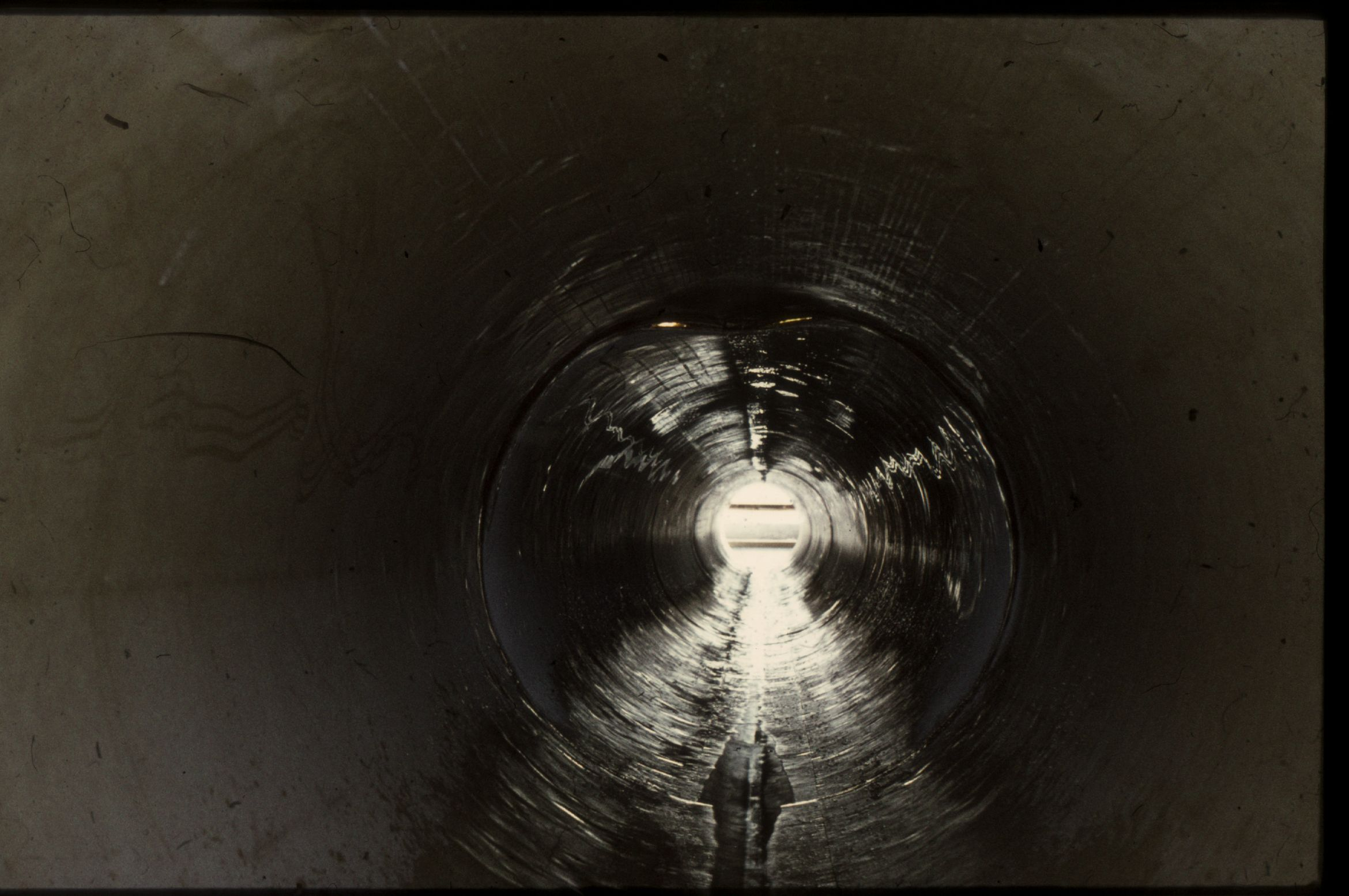 sewer drain tube tunnel pipe architecture interiors circle