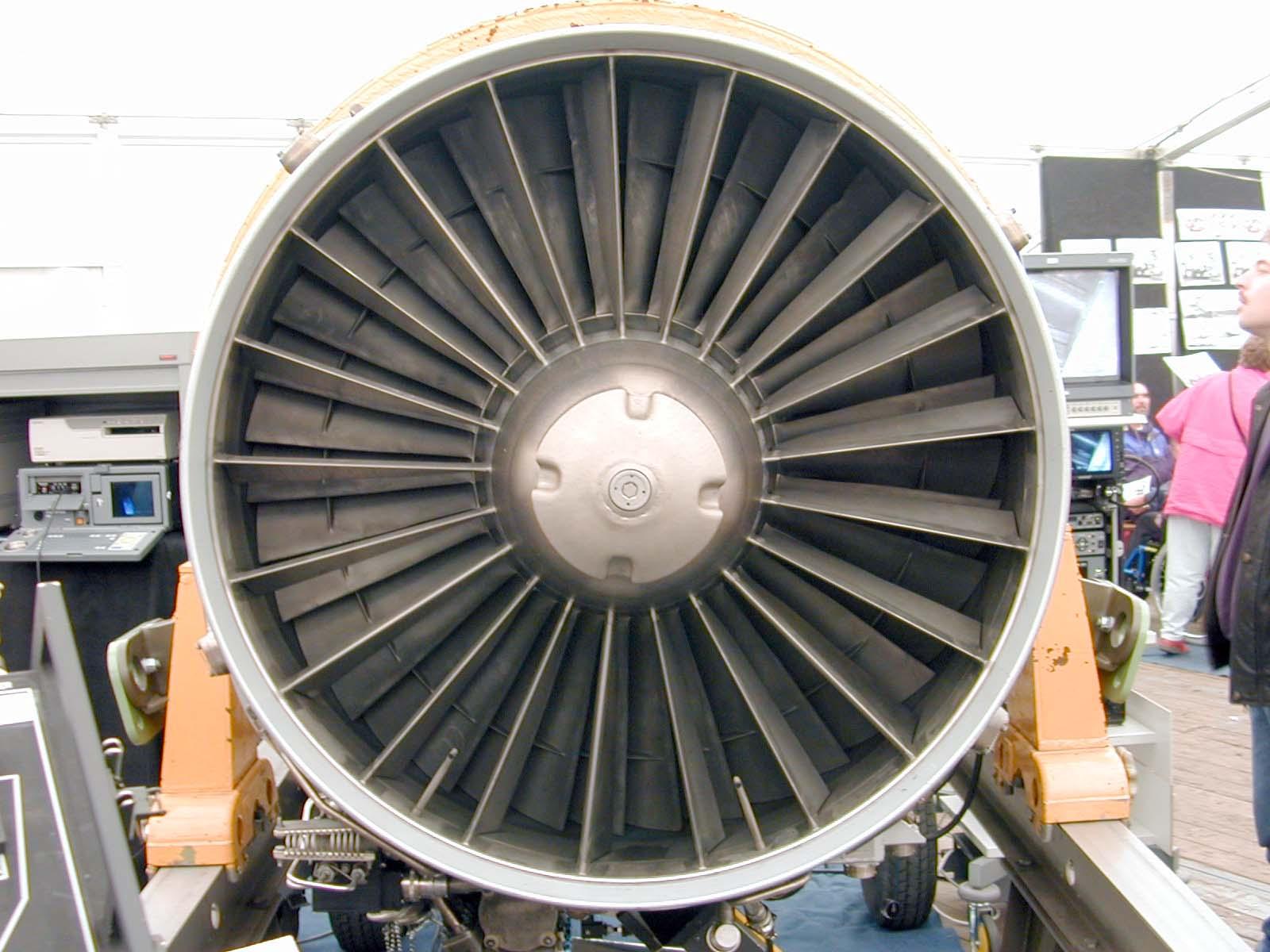 plane airplane engine motor rotors big huge round