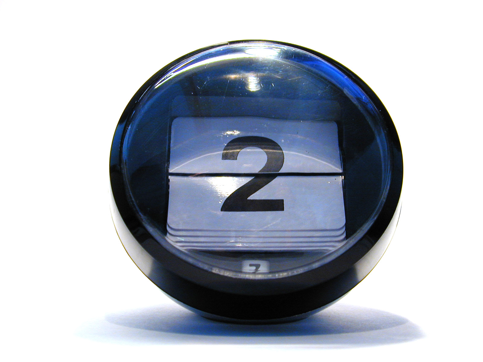 clock alarm calender month day indicator blue sphere 2 two
