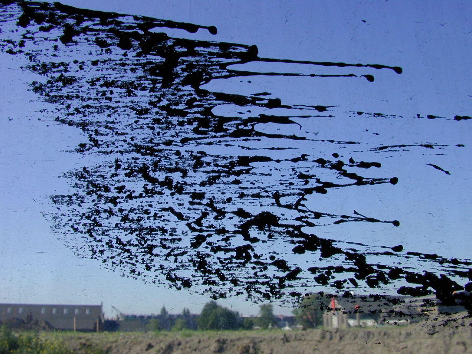 dirt window goo speed landscape cityscape