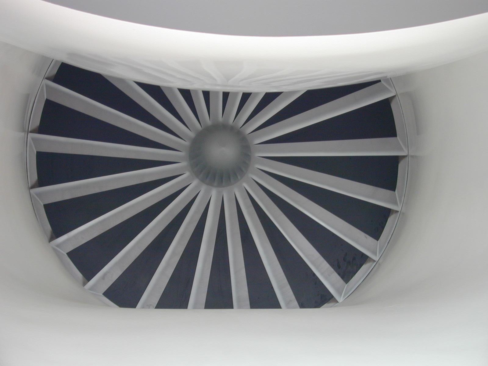 engine turbine inlet industry turbo jetengine blade blades