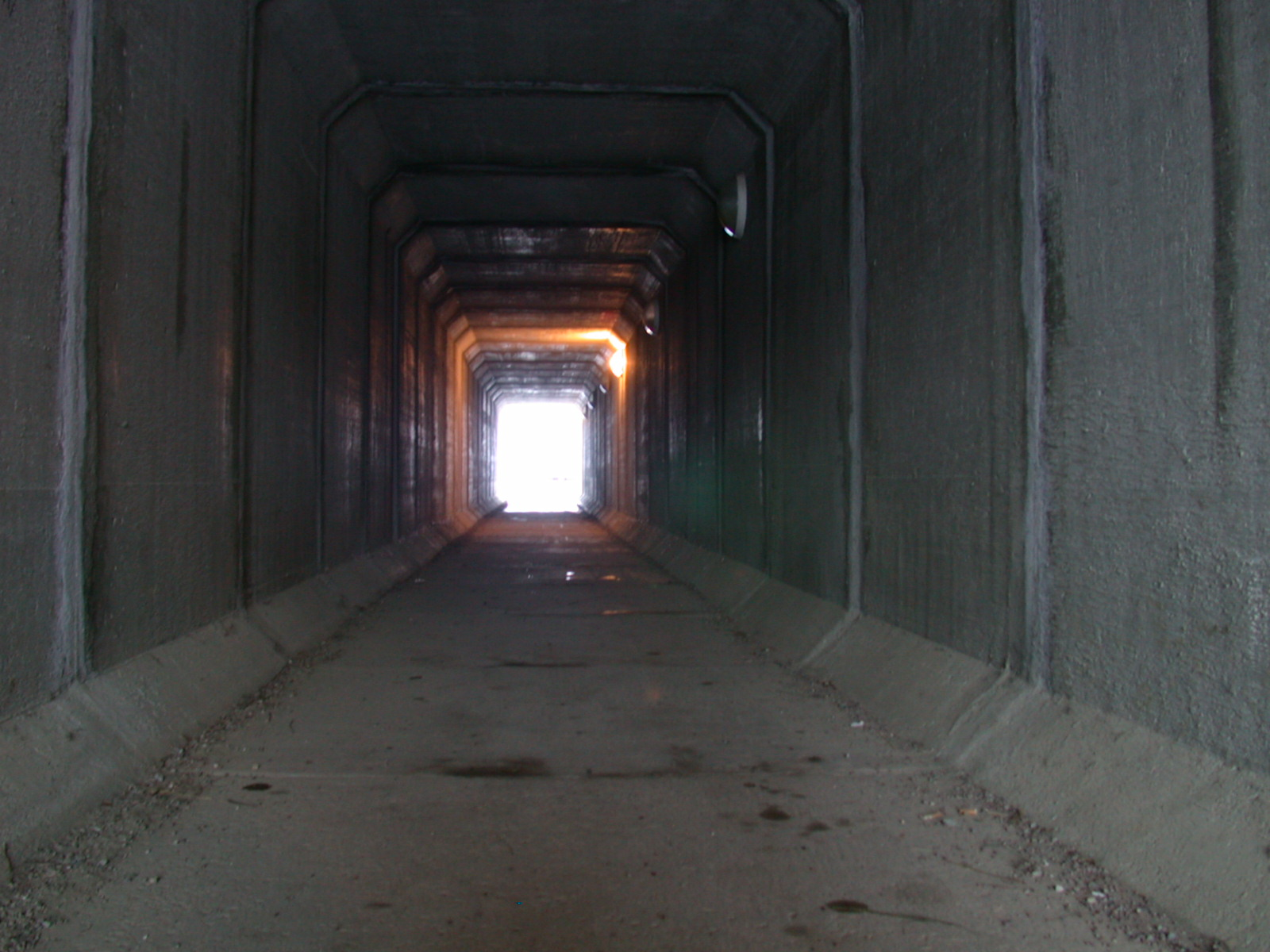 lightattheendofthetunnel tunnel box boxed square rectangle light tunnelling architecture interiors concrete