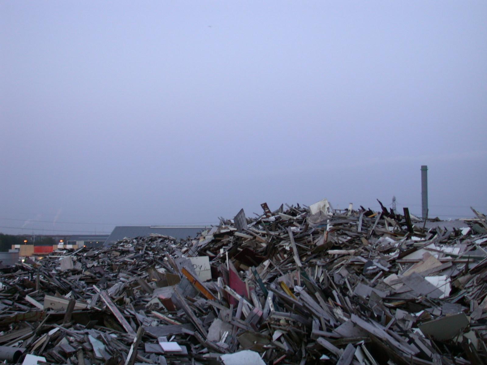 dump waste wastedump nature landscapes wood wooddump industry
