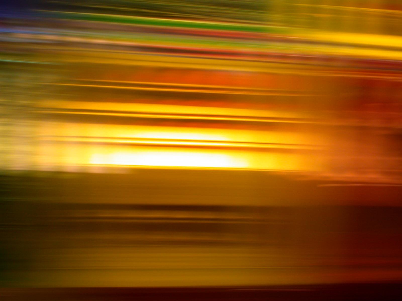 orange blur yellow light flash speed
