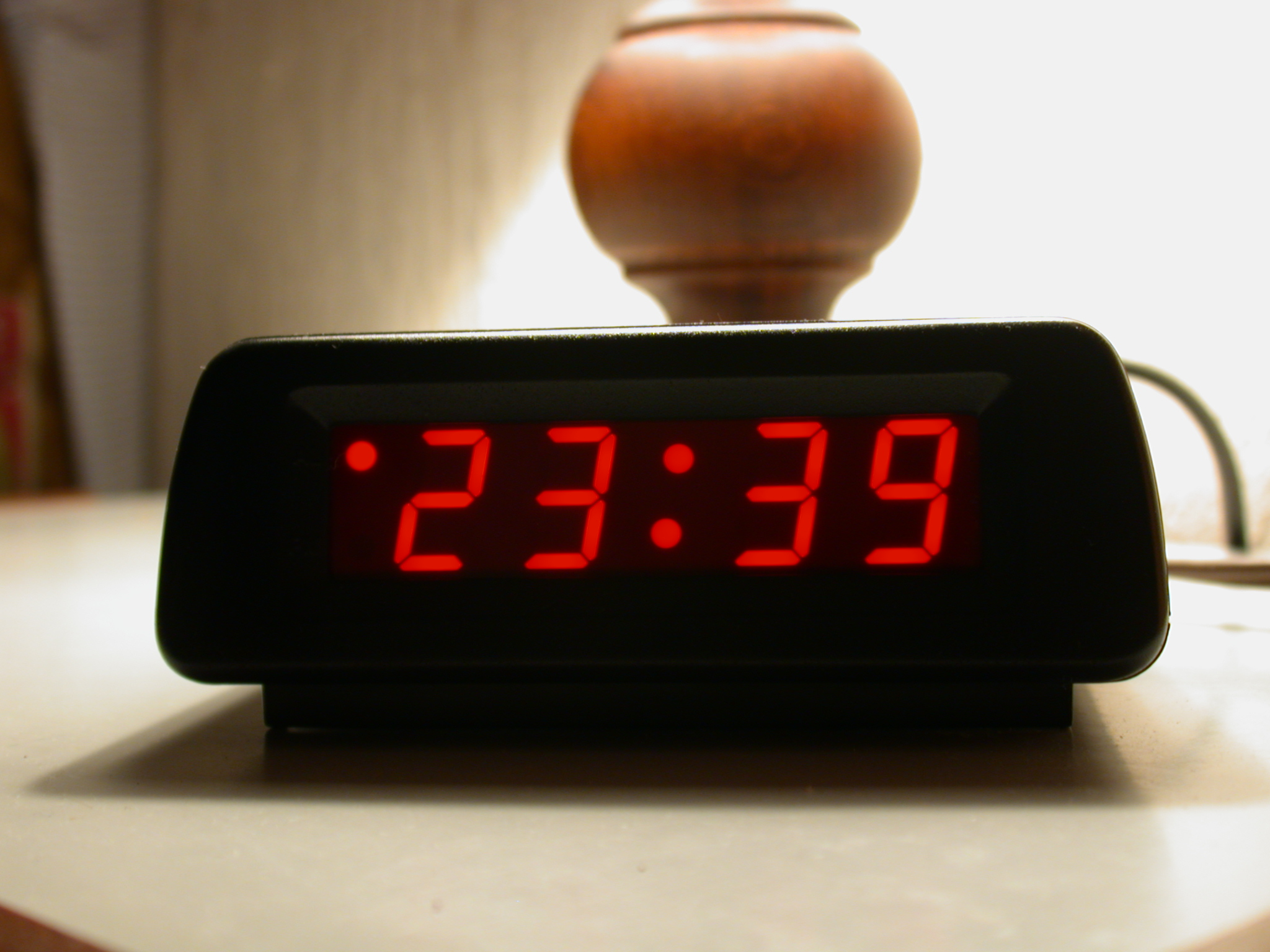 objects signs time clock timer alarm radioalarm alarmclock typo typography numbers led