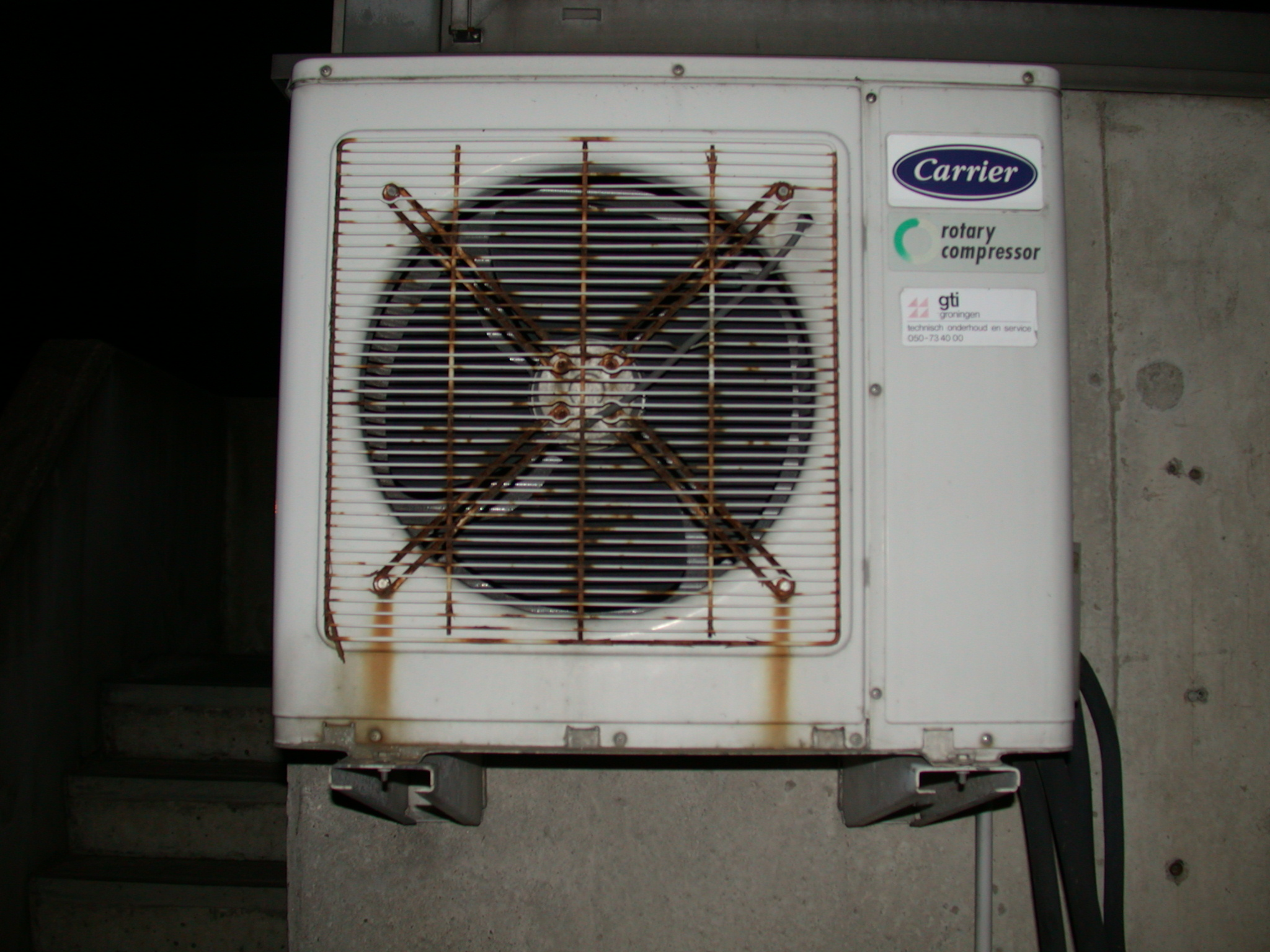 airco air-co airconditioning fan motor engine