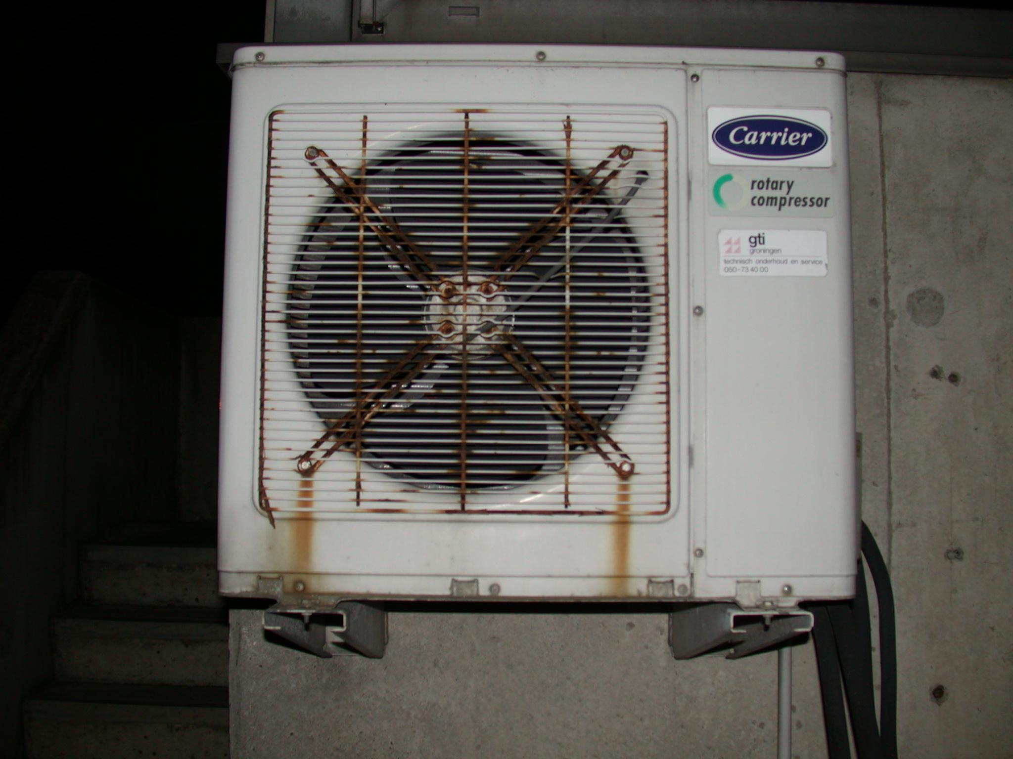 airco air-co airconditioning fan motor engine