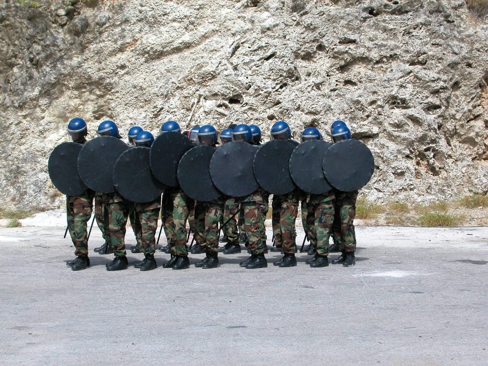 MP military riot control shields shield for fun try adding this image in front of them: http://69.44.157.231/image.php?image=b1capricornbaby002.jpg royalty free