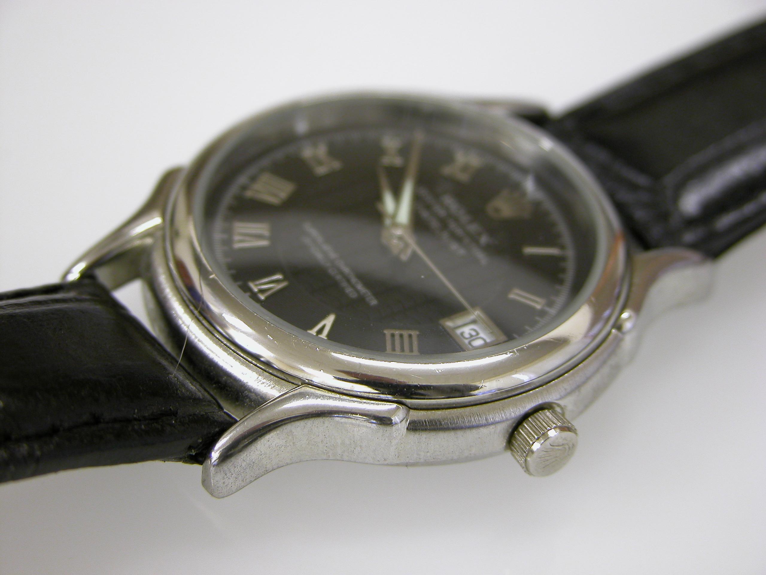 objects watch wristwatch time