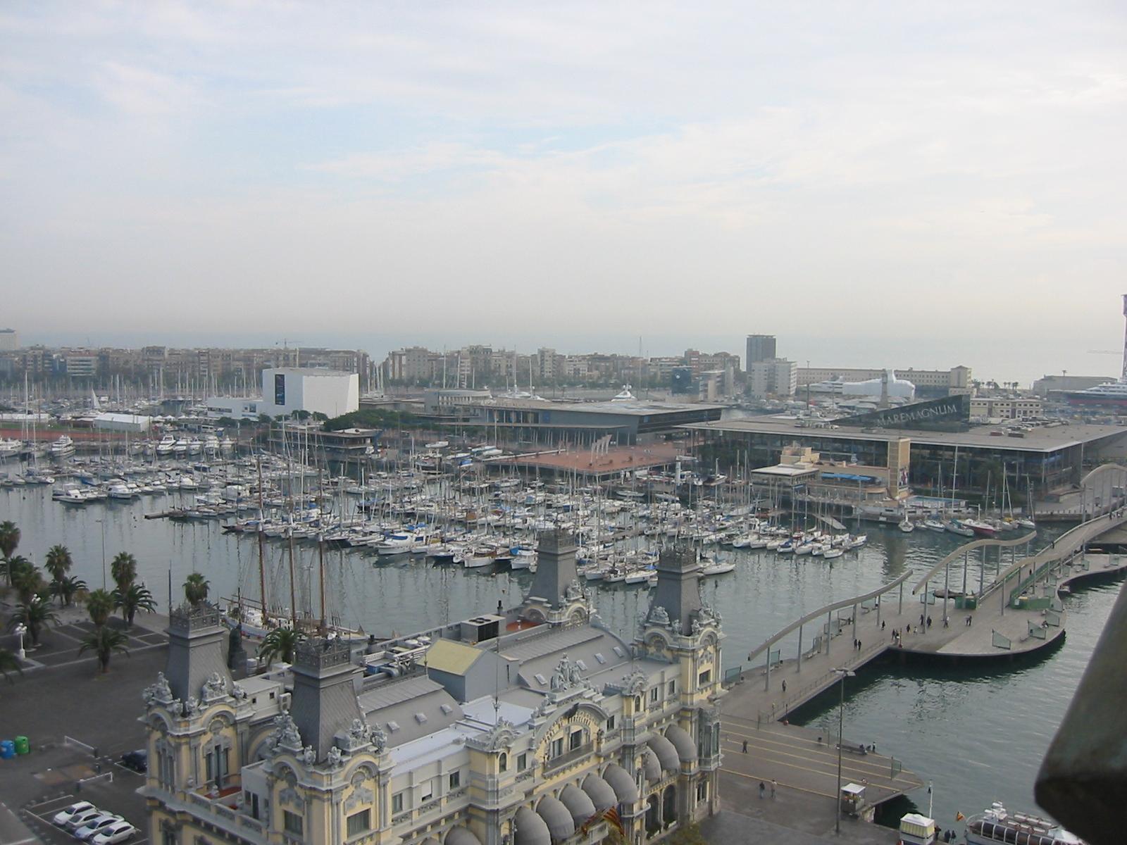 nature landscapes cityscapes marina yachts barca barcelona cityscape