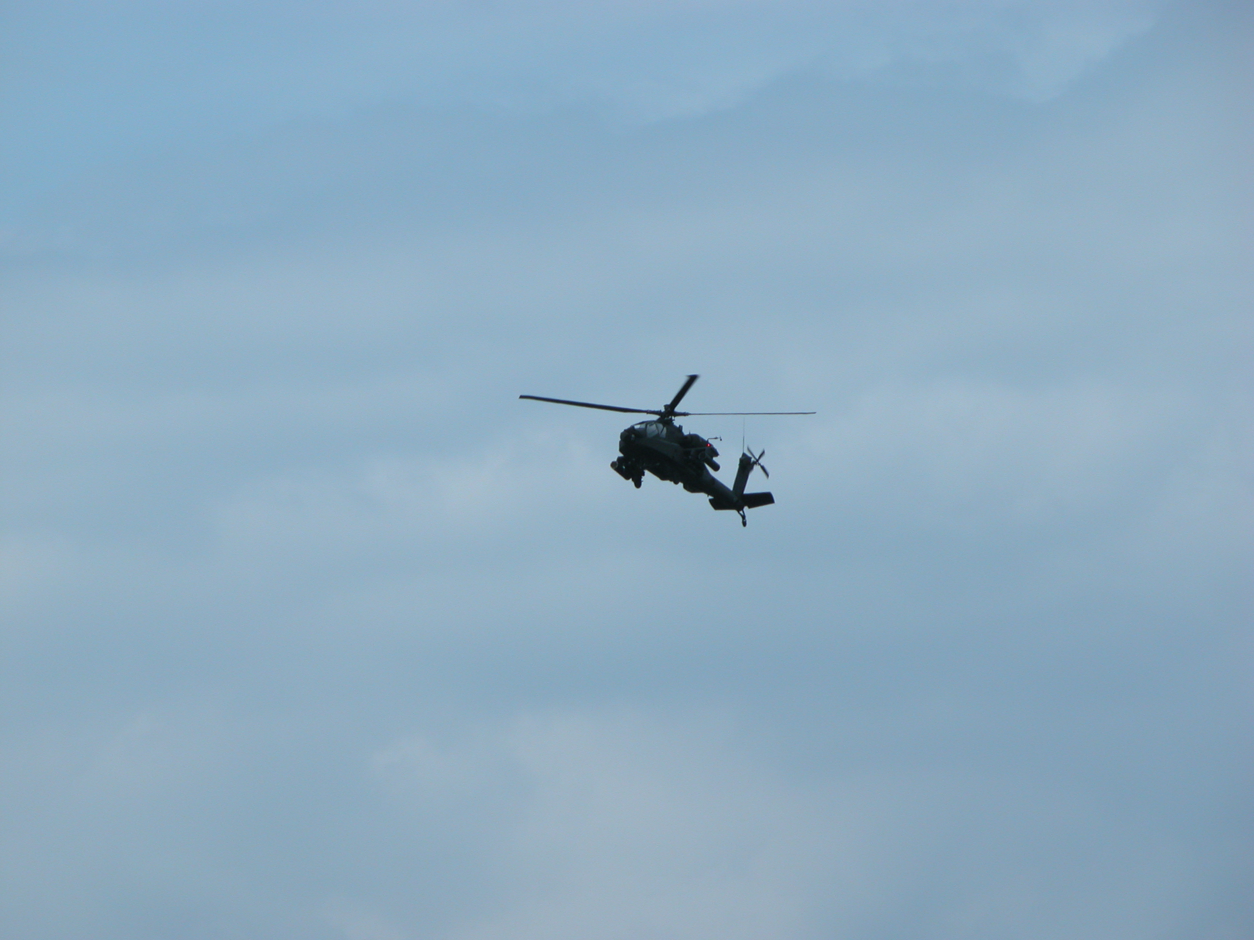 vehicles air apache chopper helicopter side flying silhouette